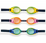 Очки для плавания Intex Junior Goggles, 3-8 лет